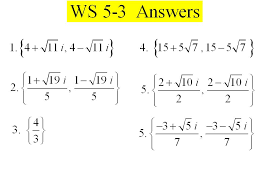 3 unit 5 solving quadratics by square roots method and completing the square