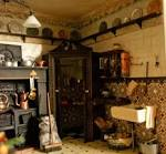 Victorian Era Kitchen