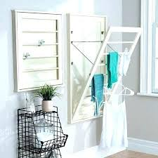 Laundry Room Coat Rack Delectable Laundry Room Clothes Hanger Ideas Laundry Room Clothes Hanger Ideas