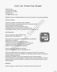 Dialysis Technician Resume Best Of Sample Resume Lab Technician Copy