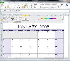 Excel Kalender Excel Kalender Vorlage Download
