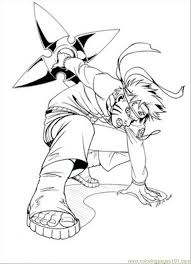 Small Picture Naruto6 Coloring Page Free Naruto Coloring Pages