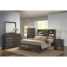 interior design of bedroom furniture. Lifestyle Antique 6-piece King Bedroom Set In Grey C5236A Interior Design Of Furniture