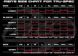 Tru Spec Jacket Sizing Chart Tru Spec Tactical Response Bdu Pants Od Green S Regular