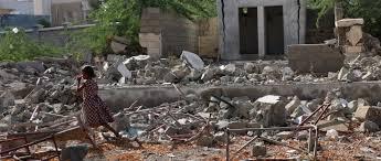 اليمن - انباء عن مقتل عشرة اطفال في قصف جوي على مدرسة
