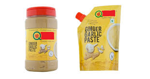 Ginger Processing Flow Chart Ginger Garlic Paste Processing Food Buddies