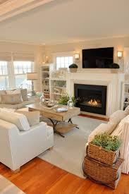 Living Room Furniture Arrangement With Fireplace 17 Best Images About Living Spaces On Pinterest Fireplaces