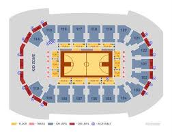 Seating Maps H E B Center