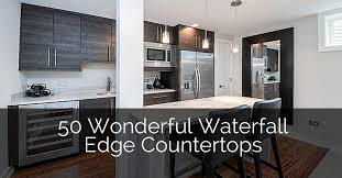50 wonderful waterfall edge countertops home remodeling contractors sebring design build
