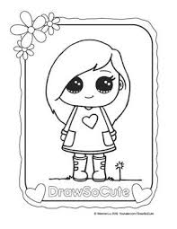Coloring Page Sohie Aarushi