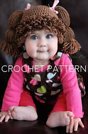 Cabbage Patch Hat Crochet Pattern Free