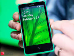 Nokia X Android smartphone launched at ...