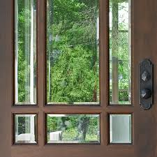 model design external dimensions inches wood finish glass
