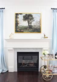 Fireplace Mantel Art Caurius Fireplace Art ~ dact.us