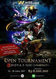 informasi tournament dota 2 indonesia april 2017 dota notice