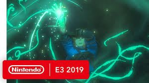 Sequel to The <b>Legend</b> of Zelda: Breath of the Wild - First Look Trailer ...