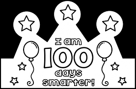 free 100 days of school clipart - Clipground