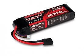 <b>Аккумулятор</b> LiPO <b>11.1v</b> 3-Cell 25C <b>5000mAh</b> (TRX) — купить с ...