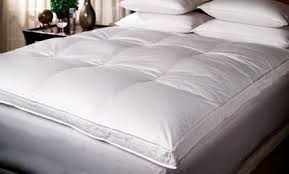 image placeholder image for DownTop Featherbed Mattress Topper
