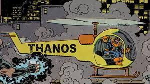 Thanos Copter ...