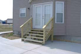 how to build outdoor wood steps outdoor designs