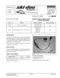 1998 wire chafing under motor mach z mach 1 formula iii desktop machzbulletinpg35 jpg posted image