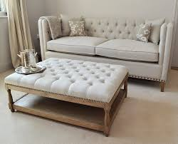 collection in upholstered ottoman coffee table upholstered ottoman coffee table round coffee tables info with