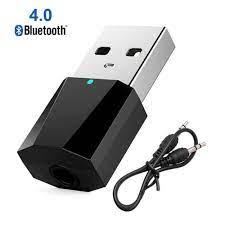 Bluetooth Alıcısı Taşınabilir Stereo Ses 4.0 Kablosuz USB Adaptörü TV pc  bilgisayar Bluetooth Kulaklık/Hoparlörler|USB Bluetooth Adapters/Dongles