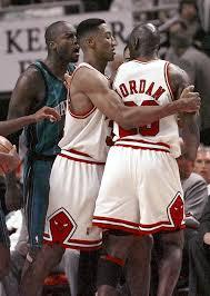 NBA legend Glen Rice recounts battles with Michael Jordan, relives days as  Charlotte Hornet - mlive.com