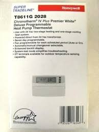 honeywell thermostat chronotherm get quotations a iv plus deluxe