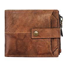 spiffy original genuine leather wallet for mens