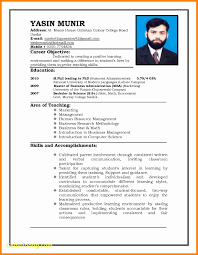 Curriculum Vitae Sample Format New Curriculum Vitae Sample Format Malaysia New Resume Format For Nurse