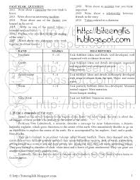bite an english per day form graphic novel journey to the  form 1 graphic novel journey to the center of the earth by jules verne essay question literature sample answer part1