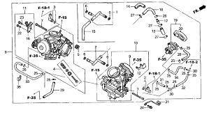 honda shadow engine diagram wiring diagram libraries 2005 honda shadow sabre 1100 vt1100c2 carburetor assembly parts honda shadow engine diagram