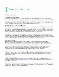 Research Analyst Resume Sample Market Research Analyst Resume Sample