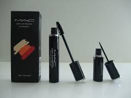 artist mac lash love mascara bination