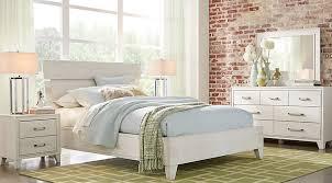 white king bedroom sets. Crestwood Creek Ivory 5 Pc King Panel Bedroom White Sets D