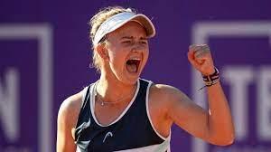 Barbora Krejcikova wins maiden WTA title in Strasbourg - News Azi