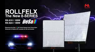 Advanced Lighting For Automotive The All New Rollflex 8 Series Is Developed With An Advanced