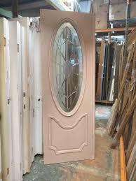 oval leaded glass door 33 x 93 sarasota architectural salvage 1093 central ave sarasota fl 34236