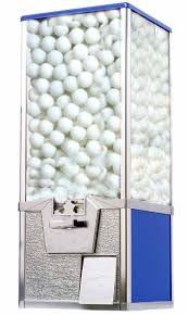 Ping Pong Vending Machine Stunning Ping Pong Ball Vending Machines Gumball Machines Direct