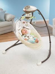 Plug In Baby Swing Bouncer - Mamas Baby Store