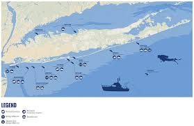 Fishing Charts Mapping Gps Coordinates Artificial Reef Locations Nys Dept Of Environmental
