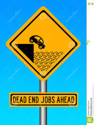 dead end job dead end job stock illustration illustration of career 62358247