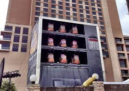 Building A Vending Machine Delectable Bigger And Thicker Doritos Jacked And A Buildingsized Vending Machine