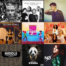 Uk Album Chart 2016 The Official Uk Top 40 Singles Chart 6th May 2016 Mp3