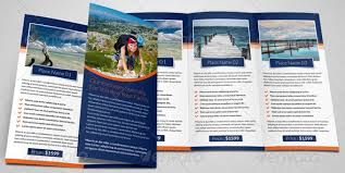 Travel Agency Brochure Template Stainedglassesportarossa Info