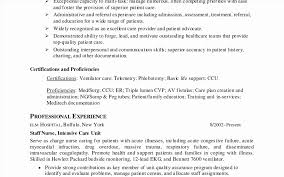 Fresh Resume Template Nursing Aguakatedigital Templates