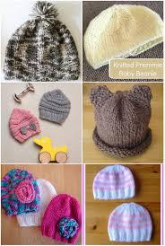 Crochet Preemie Hat Pattern Extraordinary 48 Free Crochet And Knitting Patterns For Preemie Hats Underground