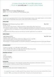 Architect Resume Sample Office Resume Templates Nice Managing